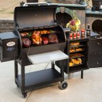 Give Dad what he really wants for Father's Day, a Louisiana Grill!